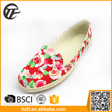 New stylr figure red women bridal shoe for festival