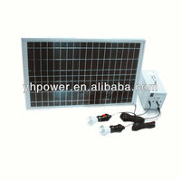 Solar low voltage mini led deck light kit 10w