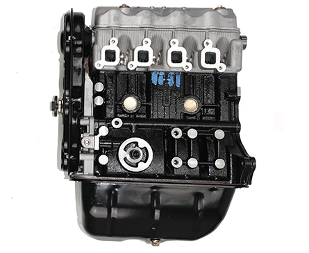 auto engine assembly parts F10A Bare Engine for Suzuki