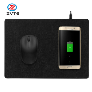 New coming product wireless charging mouse pad with Qi certification