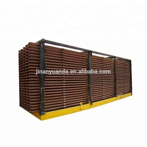 Power Station Plant Used Cfb Boiler Parts Platen Superheater Tubes