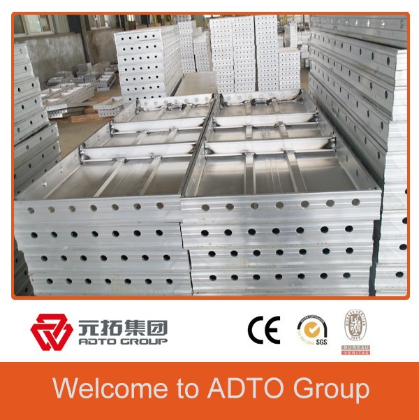 High Quality 6061-T6 Aluminum Alloy Formwork H20 Timber Beam Used in Construction