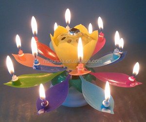 Rotating Musical Birthday Candles Wholesale Candle Suppliers