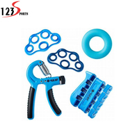 silicone rubber hand grip ring, hand grip strengthener, hand grip