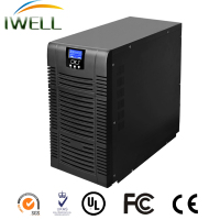 UPS power supply online UPS single phase 6 kva 10 kva ups with long time backup