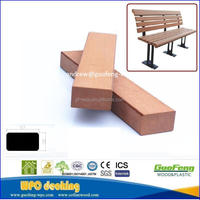 Wood/Bamboo&Plastic Composite garden benches