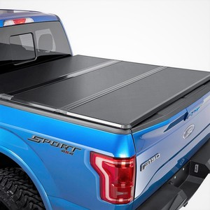 2018 New Design Aluminum Hard Fold Tonneau Cover Pickup Covers For Ford F150 1997 4 Doors