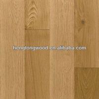 white Oak unfinished hardwood Flooring, Teak hardwood flooring RLX127X15mm/2.0