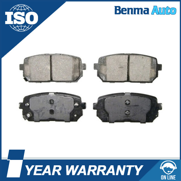 94566892 / 96534653 Brake pad for American/Korean car Benma Group Break pad