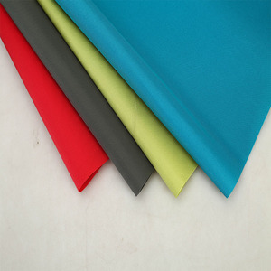 Good quality 400d oxford pu material nylon fabric per meter