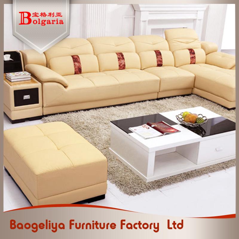 2016 muebles para el hogar dise o tela seccional sof - Sofas elegantes diseno ...