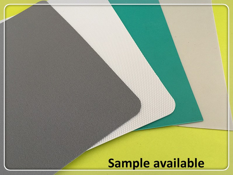 Flexible Polyvinyl Chloride Pvc Waterproof Roof Membrane