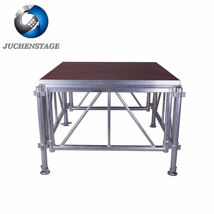 Adjustable Aluminum Portable <strong>Stage</strong> Platform Outdoor Concert Event Mobile Truss <strong>Stage</strong>