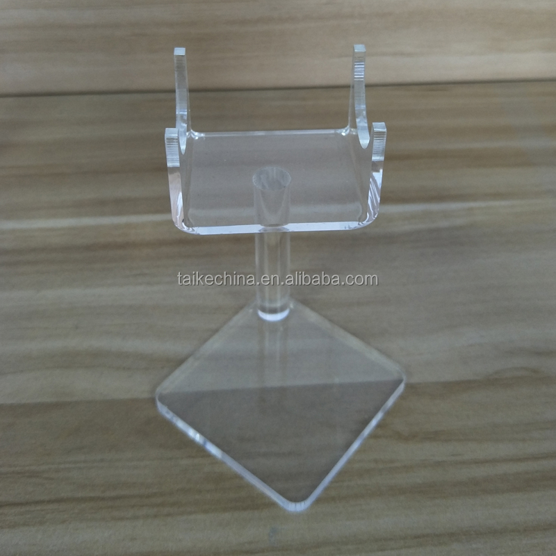 acrylic cell phone/mobile phone display holders stand display