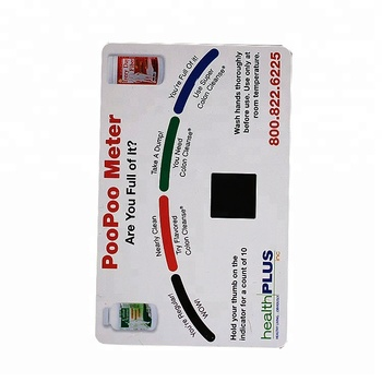 Plastic PVC ID card custom for company school photo card
