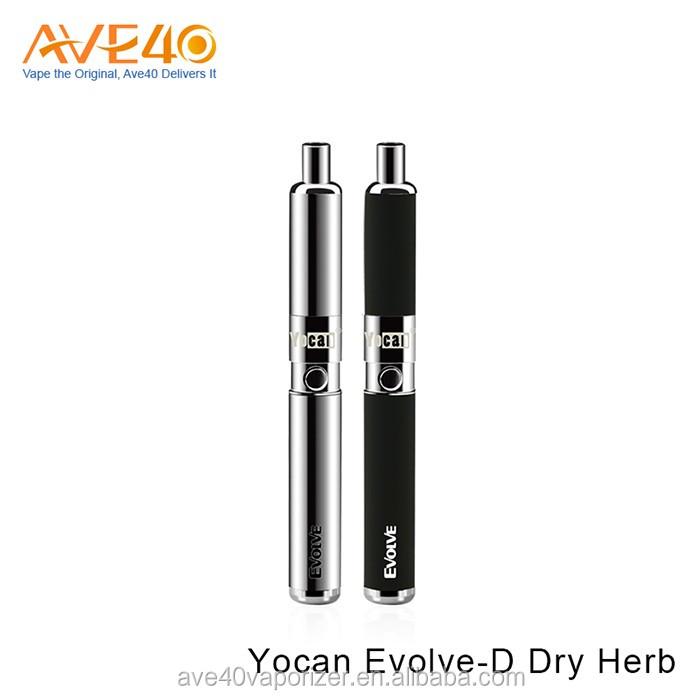 100% Authentic Yocan Vape Pen Yocan Evolve D Vaporizer For ...