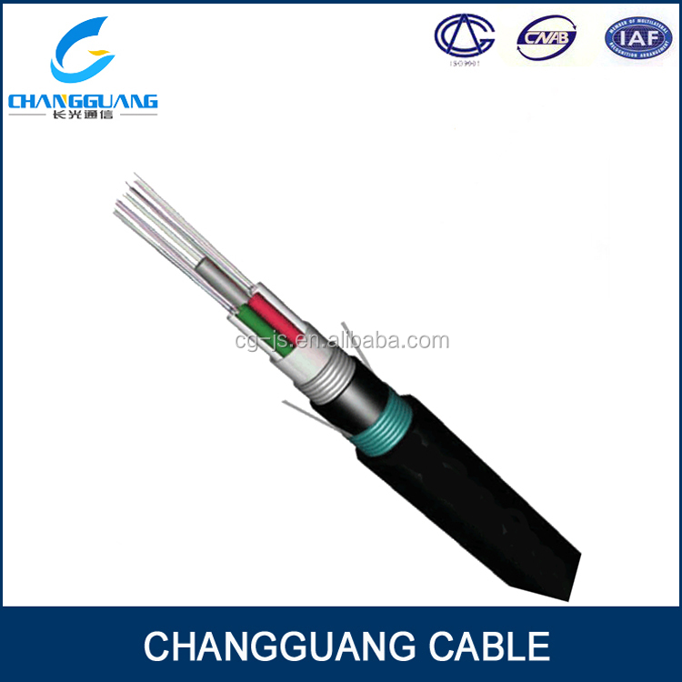 Scientific design ALP GYTA53 fiber optic cable meter price