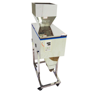 P2500 100-2500g Automatic Small Electronic Components Weighing and Filling Machine