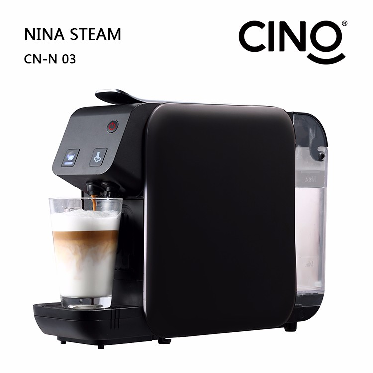 Capsule Coffee Machine -nina Steam - Buy Coffee Machine ...