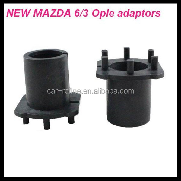 Hid Bulb Holder Adapter For Mazda 3/6 Xenon H7 Adaptor For Opel ...
