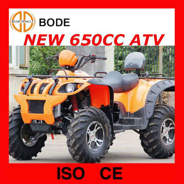 NEW EEC 4X4 650CC ATV(MC-399)