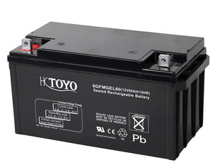 12v deep cycle AGM battery under TOYO 12V 60ah solar batteries