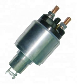 Starter Solenoid Switch Relay 2108-3708805, 2108-3708808, 131439, ZM579 for Lada Samara VAZ 2108 - 2109 Russian Cars