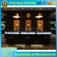 Fashion modern used retail store furniture with shop fitting uk and usa exported high fashion home and commercial furniture