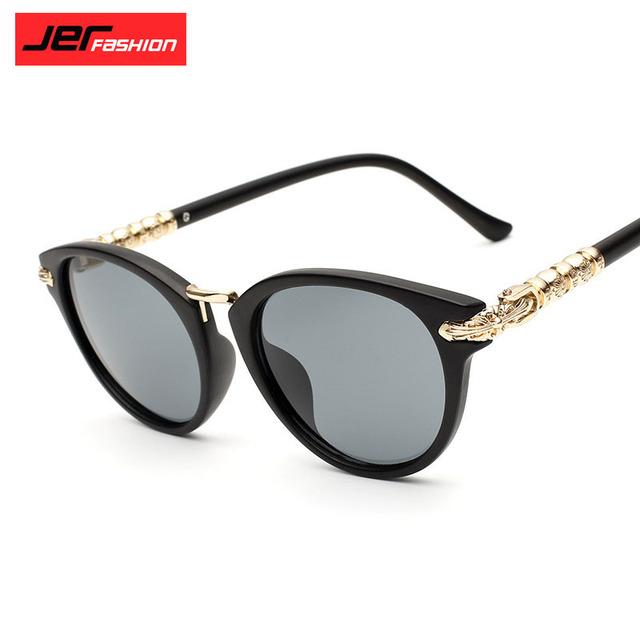 1260b56b281b8 Voyageurs lunettes de soleil femmes marque designer luxe Fashio retro  Vintage Sexy lunettes de soleil miroir