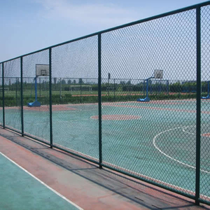 High Quality Chain Link Fence for Sports Field Fence/ Tennis Court Fence