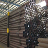 ASTM A53 Black round steel pipe price hs code for construction structure