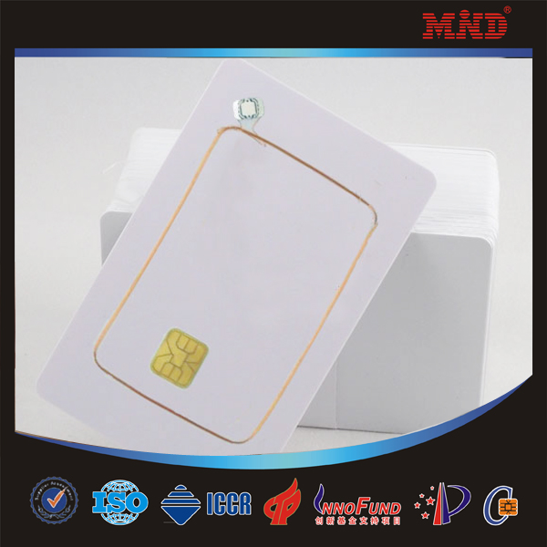 MDD18 Dual Interface contact CPU cards smart card