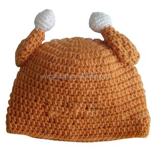 9861a05a5b2 Crochet Turkey Hat