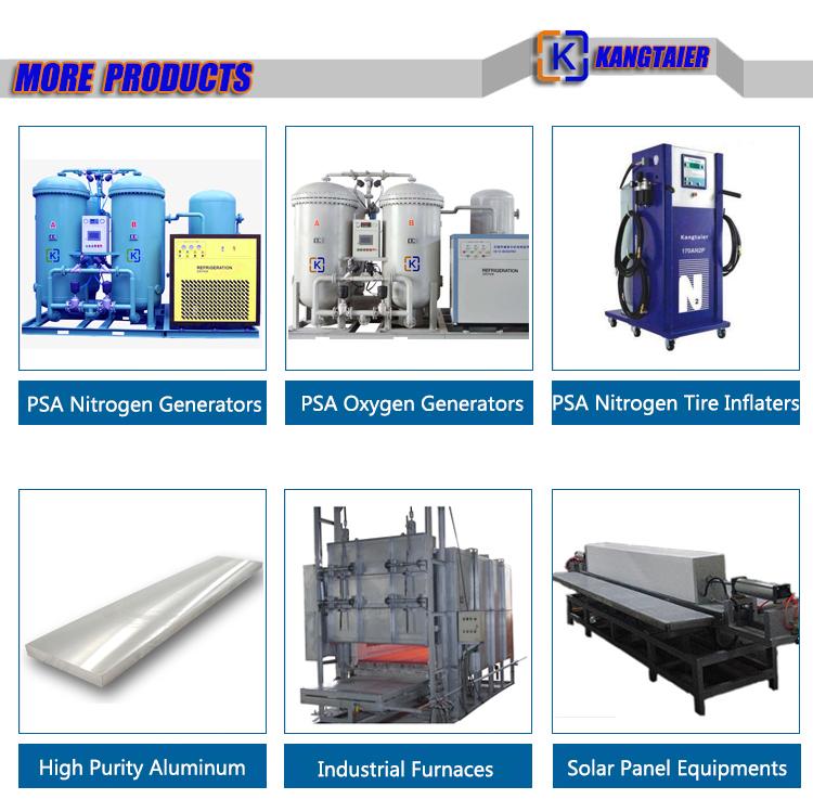 15Nm3 / h 96% Hyperbaric Glasblasen Fischteich Zeolith Sauerstoffkonzentrator Für Guten Preis