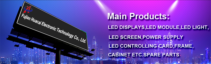 Good price P8 outdoor rgb taxi roof top signs board