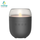 2019 Newest Oem Custom Professional Rohs Candle Style 120ml Mini Cool Mist Air Humidifier Ultrasonic Aroma Diffuser