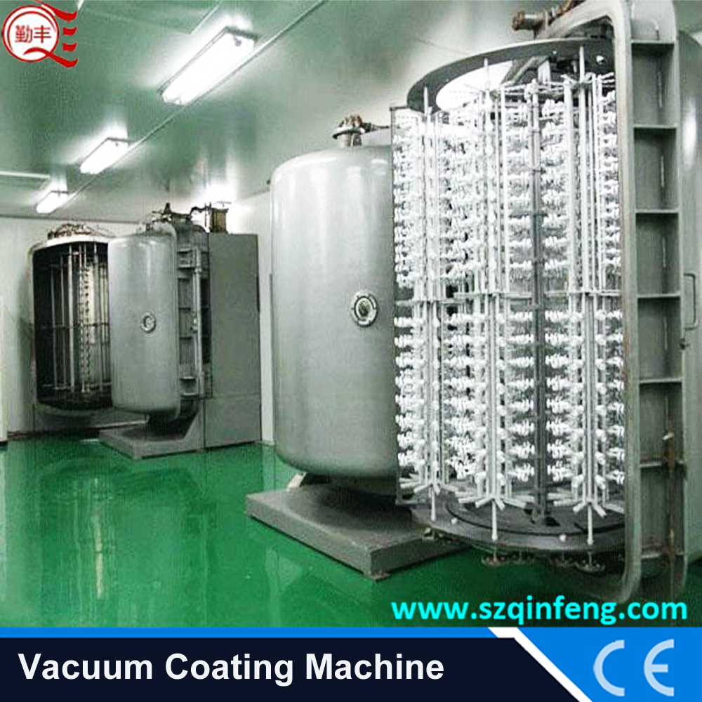 Perhiasan PVD Chrome Spray Coating Mesin/Perhiasan Vacuum Ion Plating Sistem/Chrome Lapisan Vakum Plating Mesin
