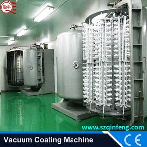 Jewelry PVD chrome spray coating machine/jewelry vacuum ion plating system  /Chrome vacuum coating plating machine