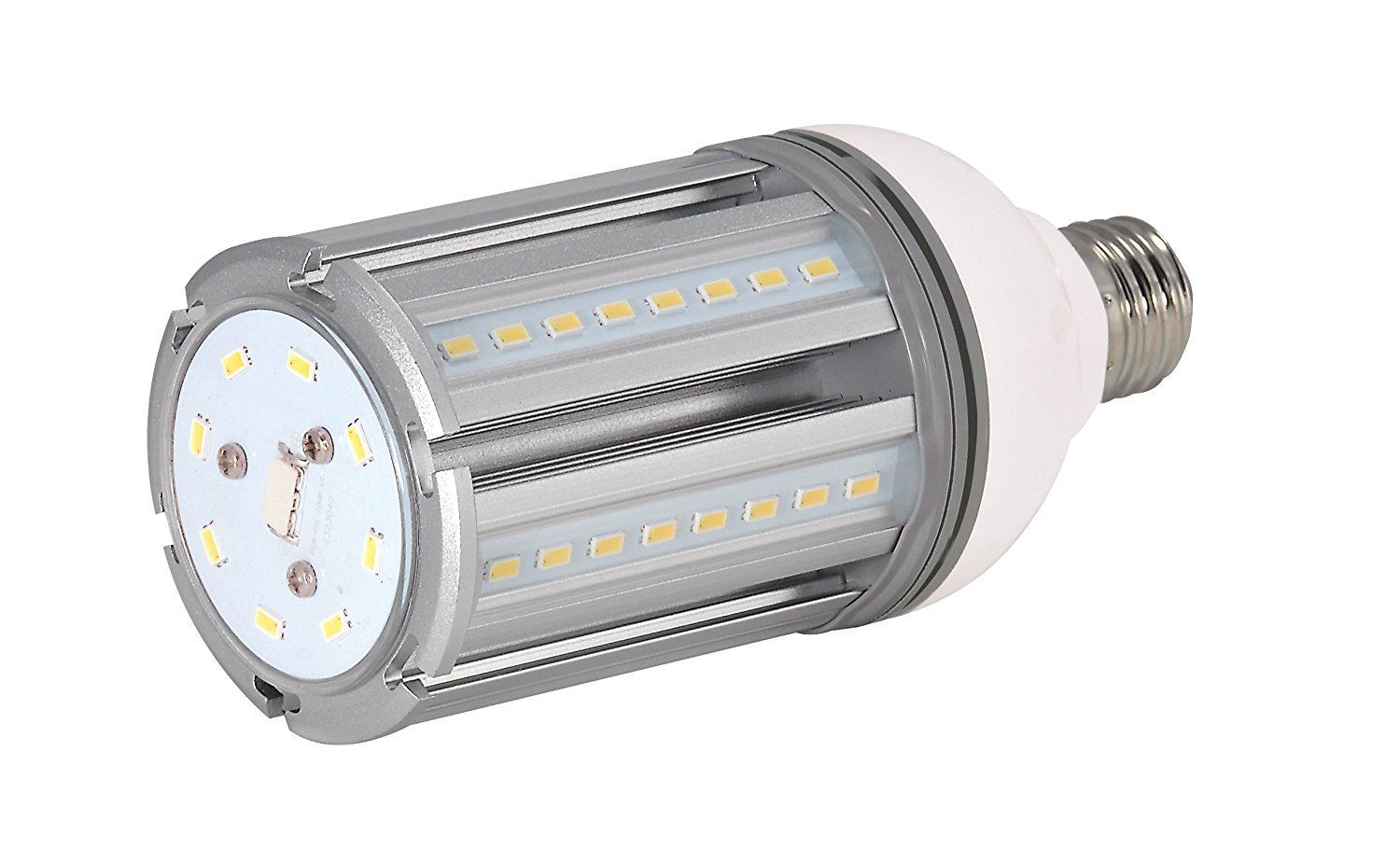Satco S9390 5000K Medium Base 100-277V 18W LED HID Replacement