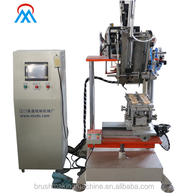machines for making brooms