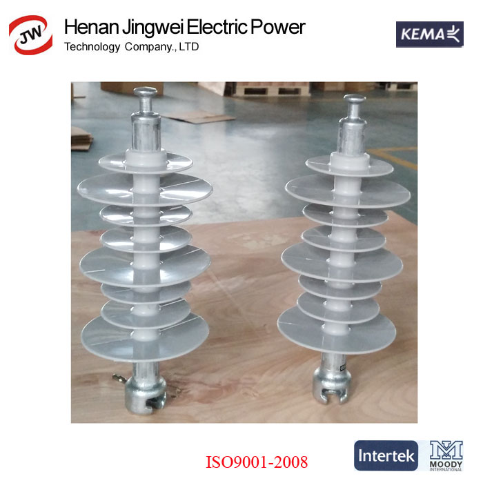 33kv polymer insulator for overhead distribution lines