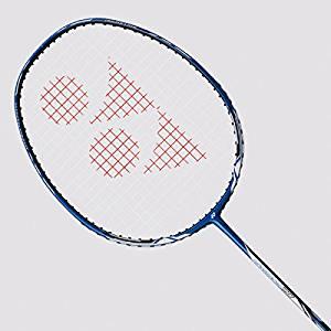 Yonex Nanoray 20 Badminton Racquet Blue White Strung