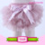 Baby Tutu Bloomer Bow Girl Diaper Covered Tutu Ruffled Panties Infant Shorts