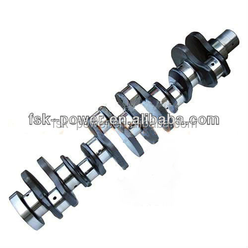 Crankshaft for Deutz/CUMMINS/CAT/LOVOL/MAN/ISUZU/TOYOTA/DAEWOO/HYUNDAI/KOBOTA/KOMATSU