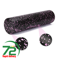 Eco-friendly EPP Solid Yoga Foam Roller with Private Logo