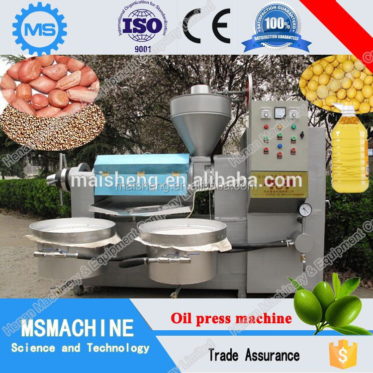 Trade Assurance seeds corn oil processing machine