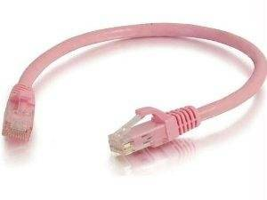 """C2g C2g 7Ft Cat5e Snagless Unshielded (Utp) Network Patch Cable - Pink - By """"C2g"""" - Prod. Class: Network Hardware/Network Cable / Patch"""