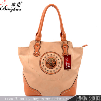 Oem Private Brand Italian Leather Handbags Whole In Usa Product On
