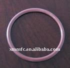 beautiful decorative purple bracelet rubber o ring with high quality approved NSF61,WRAS,UL,FDA,ACS,UL