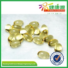 Natural Vitamin E softgel Wholesale OEM capsule Contract manufacturer